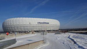 Allianz Stadion buiten