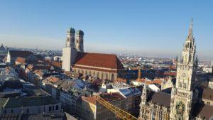 Munchen vanaf de toren