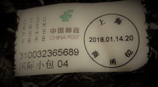 Luchtvracht China