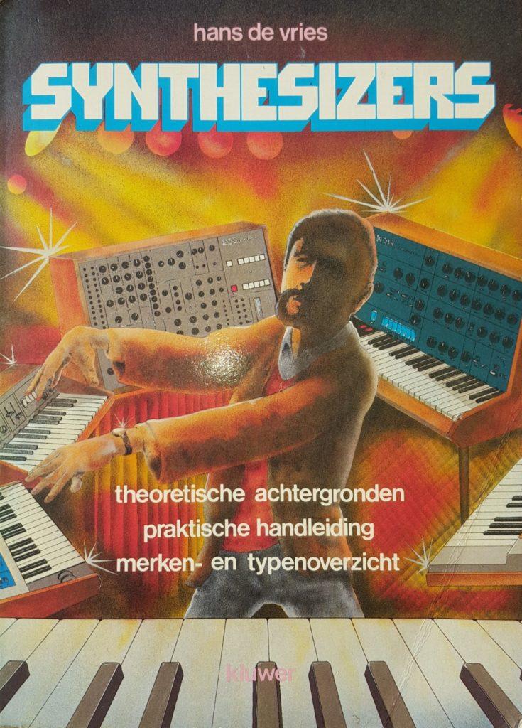Boek Synthesizers Hans de Vries