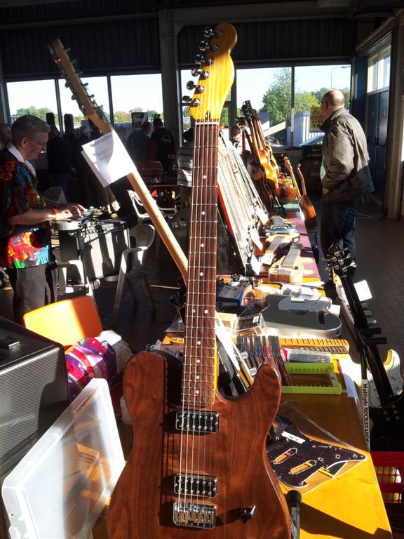 Cabronita vintage guitarshow Veenendaal  Netherlands 28 september 2013