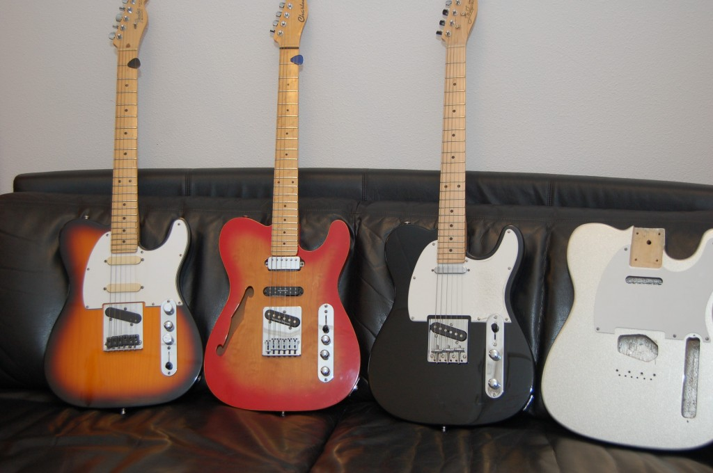 Telecaster familly expanded