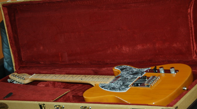 telecaster squier affinity butterscotch blonde