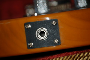 telecaster squier affinity jackplate