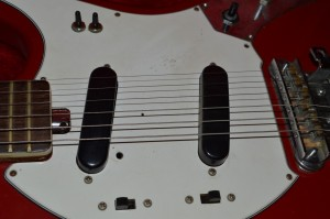 Sakai Pickups and switches