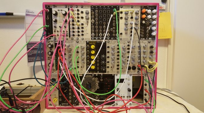 Eurorack modulair synth The next step