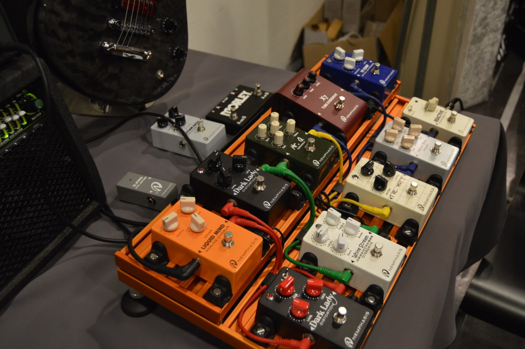 Pedalboards Smart Track