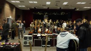 Groesbeek gitaarbeurs 2014