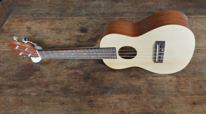 Harley Benton UK-10S Ukulele review
