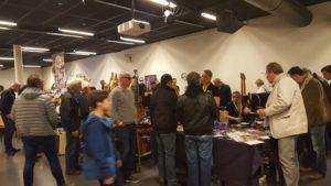 Vintagebeurs Veenendaal 2017 maart bovenverdieping