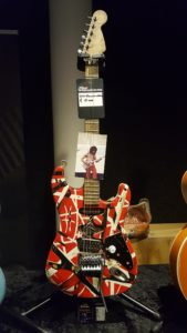 Vintagebeurs Veenendaal 2017 maart Eddie van Halen $$$$
