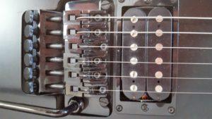 Yamaha Drop6 Baritone RGX 420S Floyd Rose